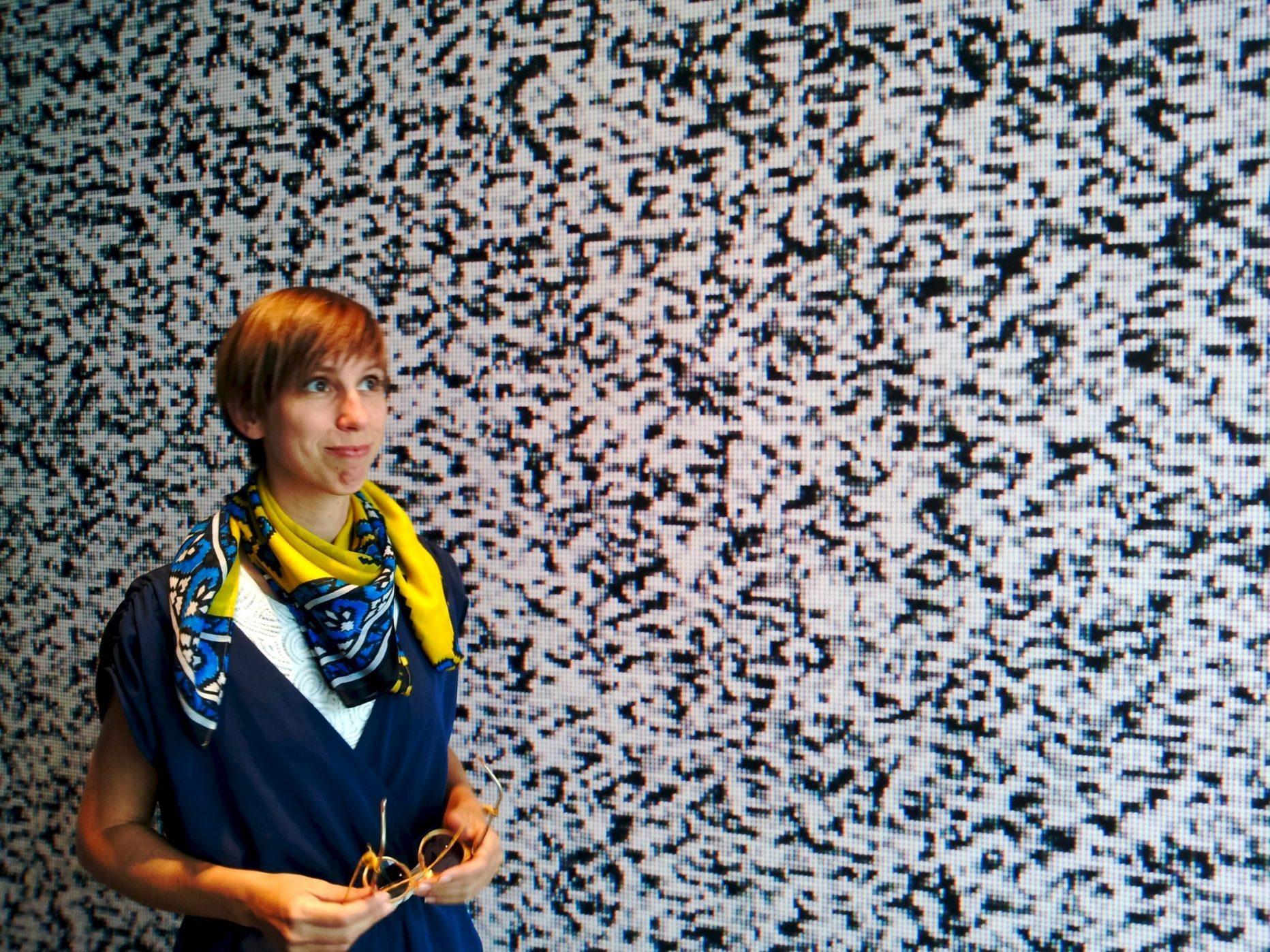 2014-Juli Reinecke, Berlin Biennale, C -Kerstin Niemann 2014